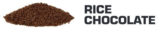 Neri Rice Chocolate & Sugars Colors