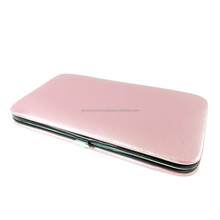 Magnetic case for tweezers light pink / Eyelash Extension Tweezers
