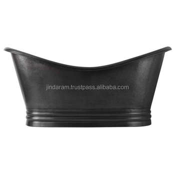 Black Copper Bath Tub