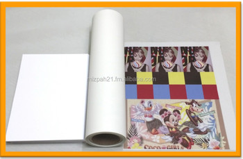 3D Sublimation Transfer Films