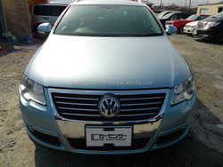 Reliable and Low cost volkswagen passat used car with good fuel economy made in Japan