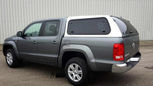 VW amarok pick up truck hard top canopy