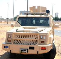 Armoured Personnel Carrier (APC)