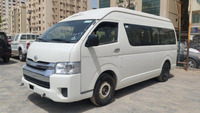 2016YM Toyota Hiace 2.5 Dsl High Roof mini bus