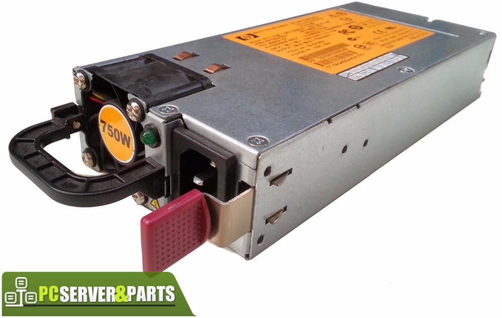 HP Power Supply for Proliant DL380 G7 ML370 G6 750W 511778-001 506821-001