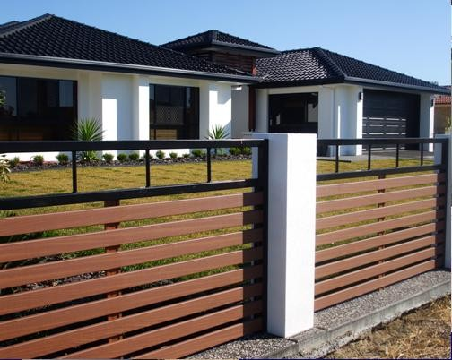 Popular WPC Fence Cheap Fence for Sale