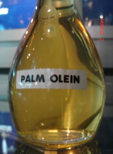 RBD Palm Cooking Oil