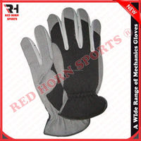 Low Price Finger Protection Mechanics Gloves, Machine Washable