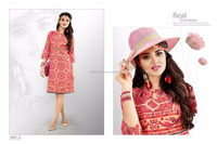 Exclusive Wholesale Indian Ladies Kurti, Muslim Women Kurtis, Evening, Party Wear Summer Tunics