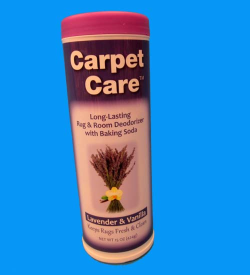 Carpet Care Lavender & Vanilla 15oz