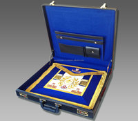 2016 Hot Sale Regalia Master Mason Masonic Apron Cases