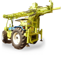 soil investigation drilling rig/water drilling rig/rotary engine