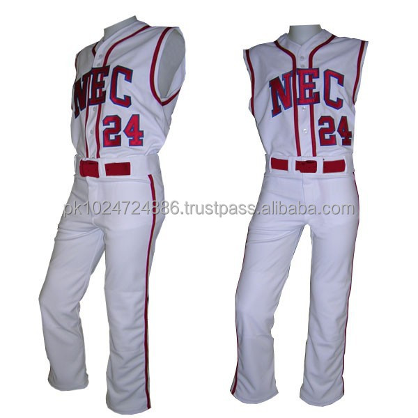 Tackle Twill Embroidery& Sublimation baseball uniforms custom baseball uniforms