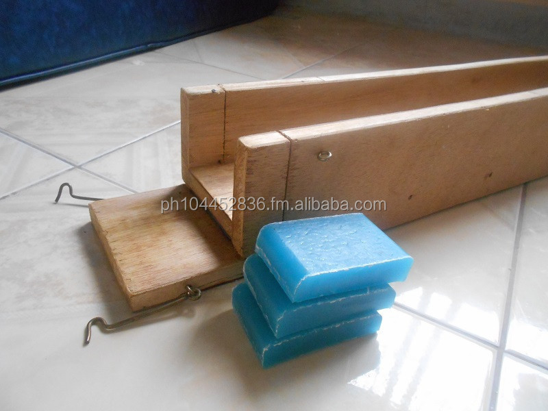 Wooden Soap Mold