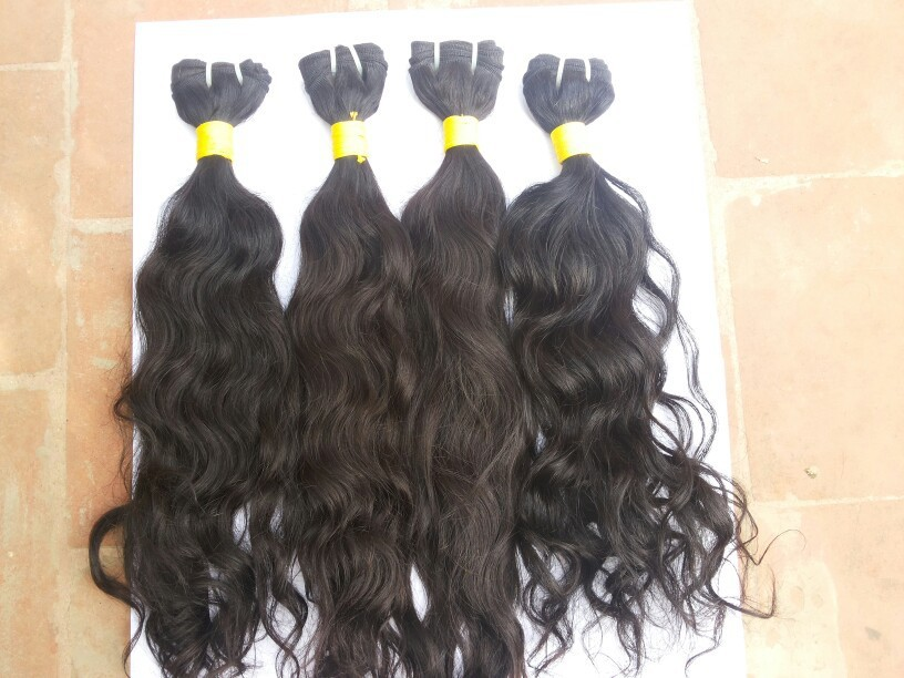 Golden Supplier 100% Unprocessed Virgin Brazilian Hair/Peruvian Hair/Indian Hair Wholesale from Lucky Hairs