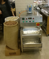 NUT ROASTING MACHINE FOR SUPERMARKETS AND SHOPPING MALLS