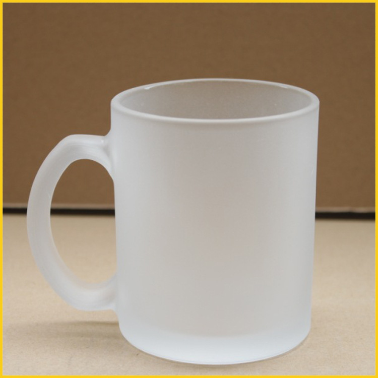 300ml Tumbler Frosted Tea Glass Mug