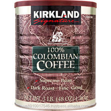 100% Colombian Supremo Ground Coffee