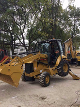 CAT Backhoe excavator CAT Backhoe Loader price 420F/used cat backhoe 420F