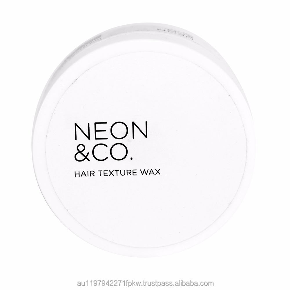 Styling Men's Hair Wax