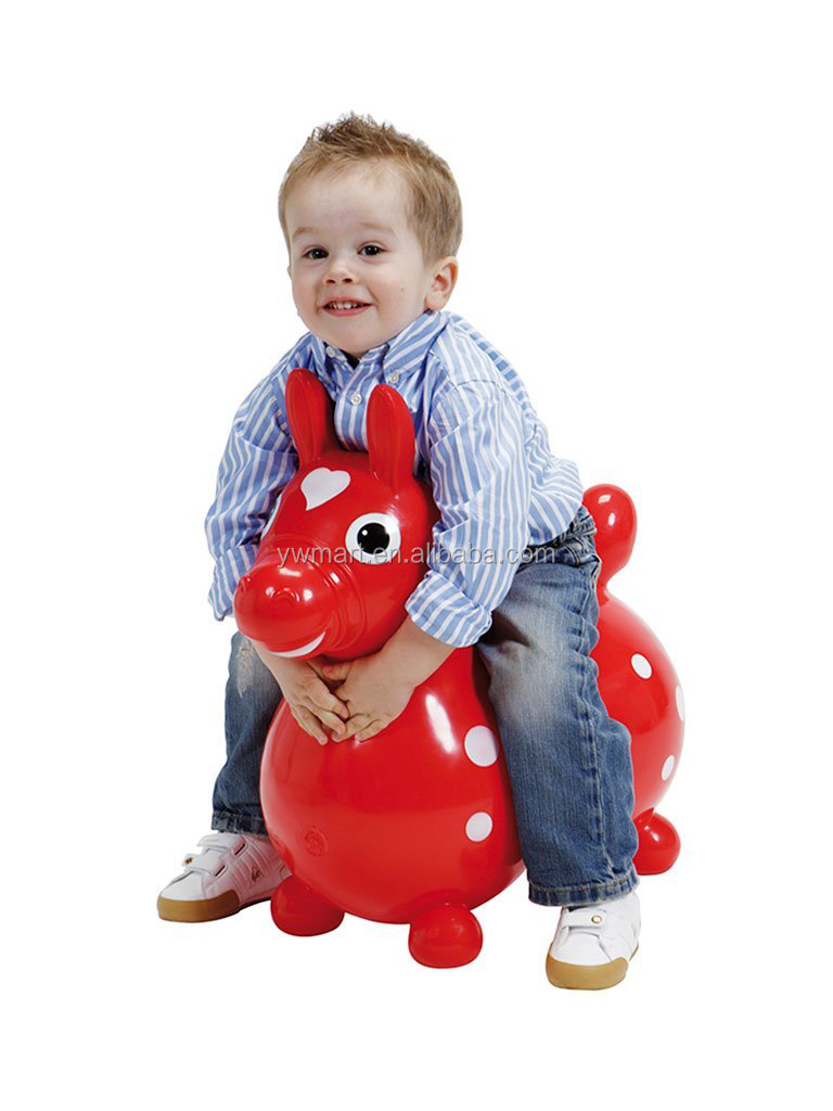 PVC inflatable Toy Animal Skippy cow