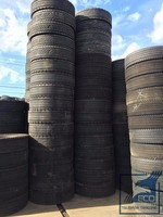 295/80R22.5 275/80R22.5 11R22.5 12R22.5 Bridgestone import used truck tire tyre, casings for recapping, retreading Japan