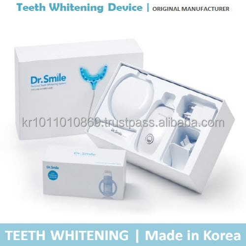 Teeth whitening machine Dr.smile ver.1 from Korea