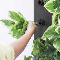 Eco-friendly and Popular green houses for agriculture Lock plants with easy to use