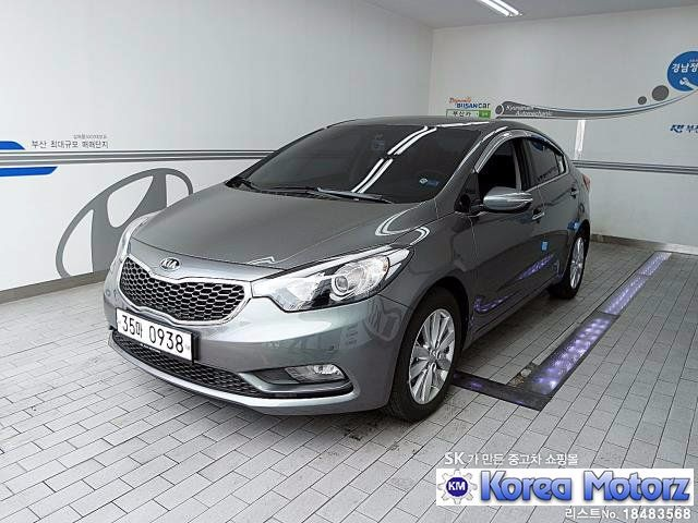 2015 KIA The New K3 Prestige used car (18483568)