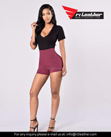 Top grade best sell wholesale cheap women's gym shorts