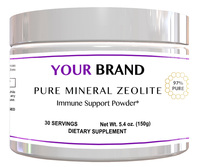 Natures Perfect Detox & Immune Support Powder