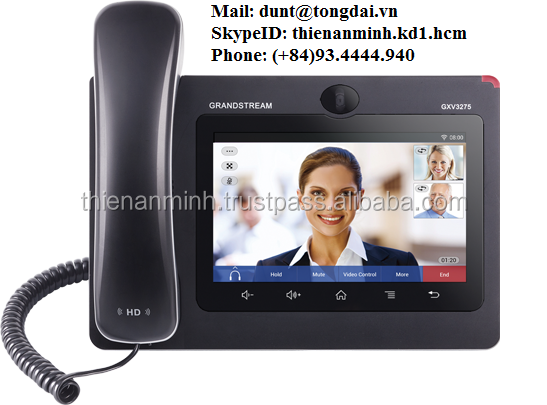 GXV3275 IP Multimedia Phone for Android