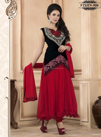High Neck Designs For Ladies Suit | Hand Work Salwar Suit