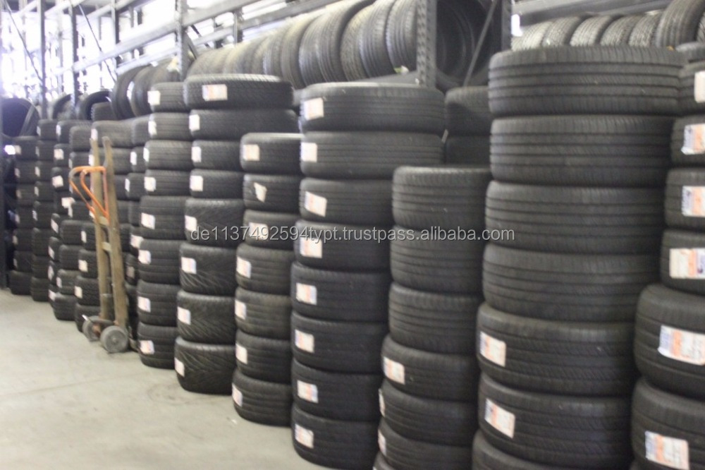 USED CAR TIRES FROM GERMANY ALL TIRES SIZE AND MARKS