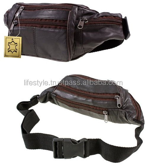 pattern belt clip leather pouch waist belt pouch sport belt pouch mobile phone belt pouch