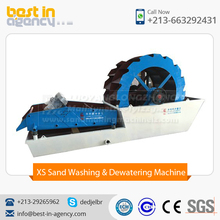 Superior Quality XS Sand Washing and Dewatering Machine