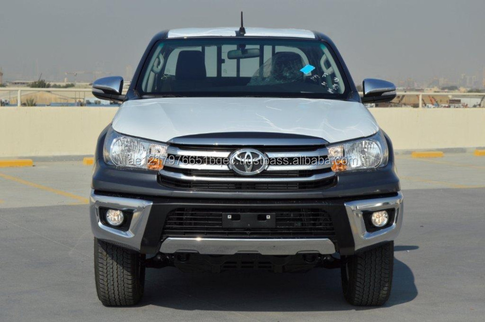 2017 MODEL TOYOTA HILUX DOUBLE CAB PICKUP
