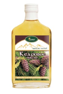 SIBERIAN CEDAR PINE NUT PREMIUM EDIBLE OIL 250 ml bottle