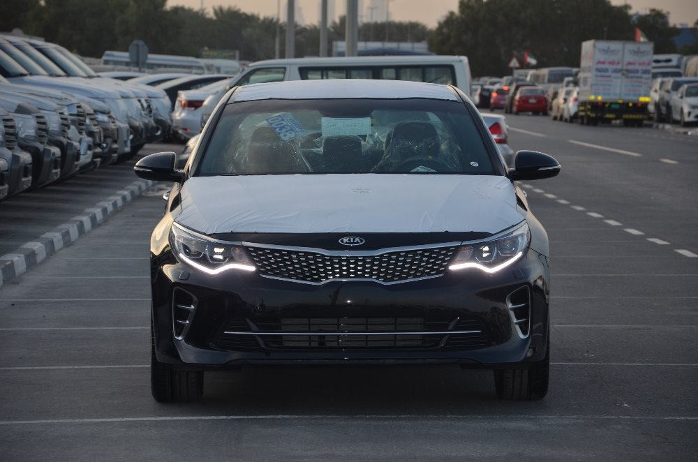 kia optima full option (NEW 2017)