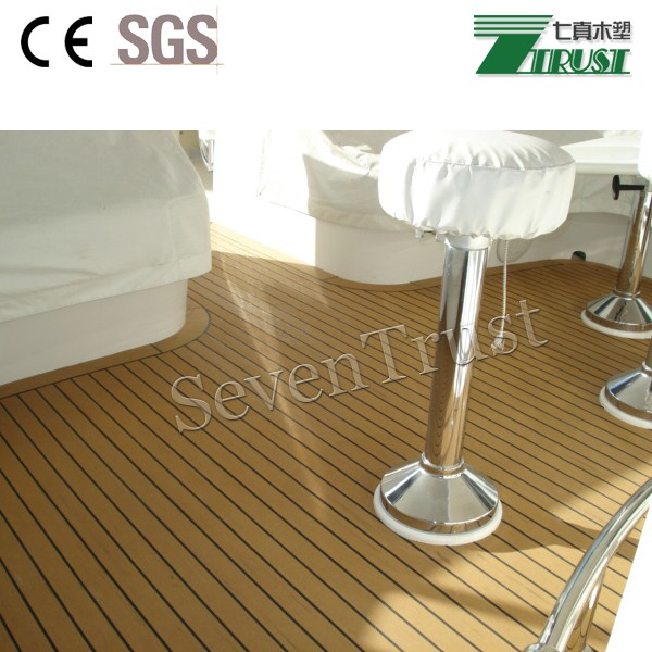 synthetic teak pvc soft deck for yacht boats buy synthetic teak decking composite marine deck. Black Bedroom Furniture Sets. Home Design Ideas