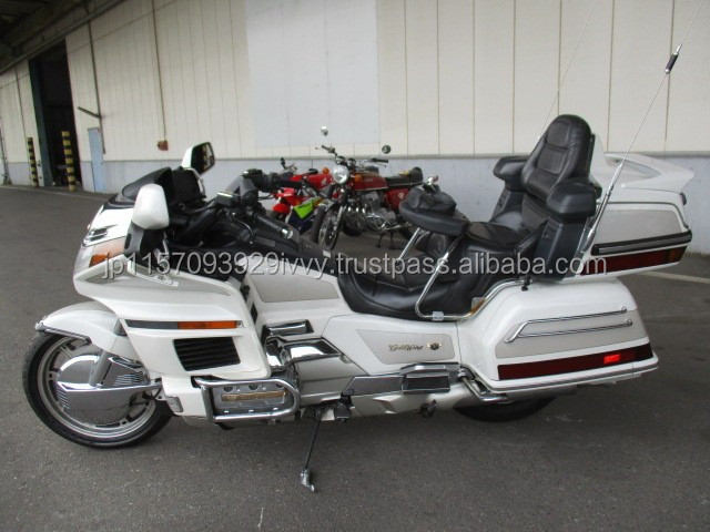 High-performance and Various types of used honda bikes for importers