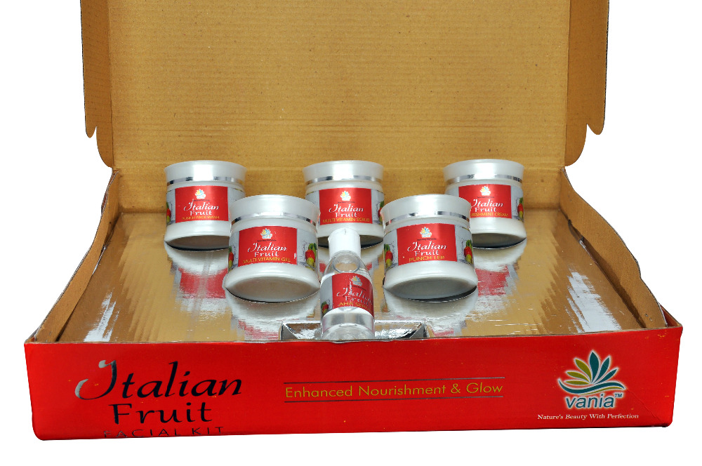 Italian Fruit Facial Kit