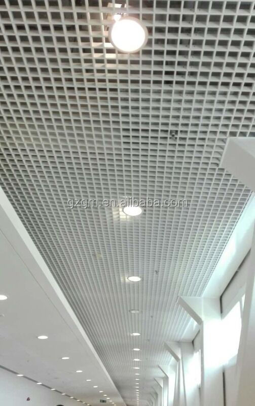 Aluminum Ceiling Sound Absorbing Decorative Materials