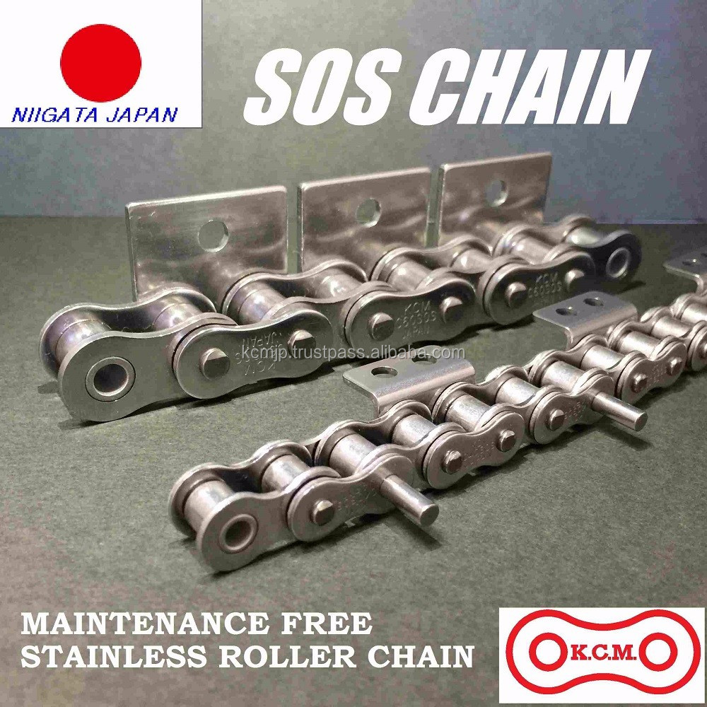 Japan conveyor chain C2080H double pitch