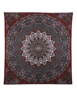 Tapestry Mandala Wall Hanging Handmade Omber Design Decorative Tapestry From India