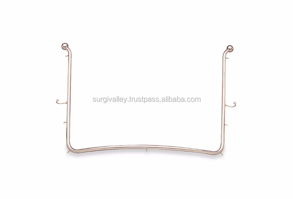 Adult Rubber Dam Frame/Dental Instruments