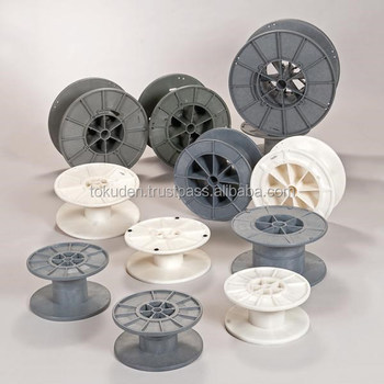 High quality and High-strength resin bobine en plastiqueTSF-440(24-19)-50 BOBBIN at reasonable prices , OEM available