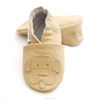 soft sole baby shoes leather dog beige 12 18 ebooba