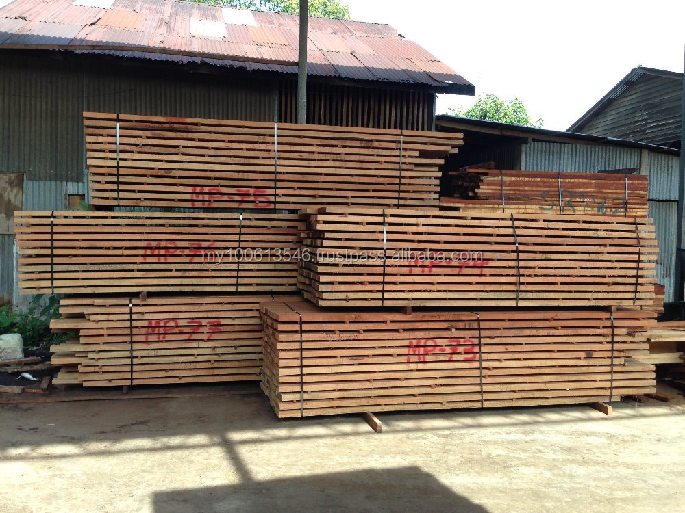 Merpauh Sawn Timber