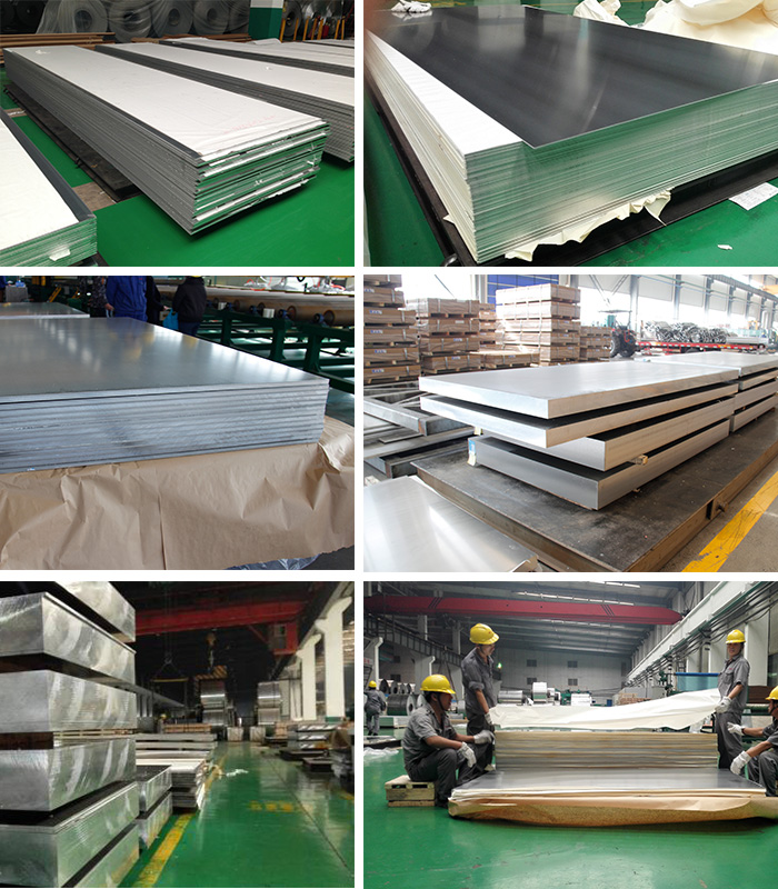 Hot sale 5456 1 2 inch marine grade aluminium sheet price in Europe